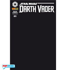 Darth Vader 001 Black Cover