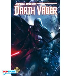 Darth Vader 001 Cover Francesco Mattina