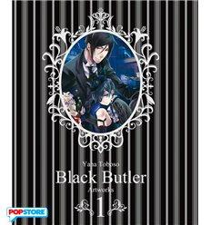 Yana Toboso Artworks Black Butler 01