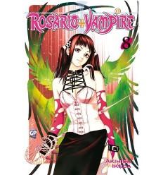 Rosario + Vampire 08