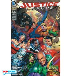 Justice League New 52 Cofanetto 04 - 037 Variant