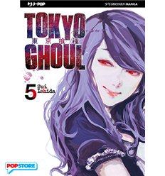Tokyo Ghoul 005