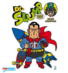 Dr. Slump Perfect Edition 003