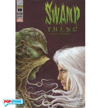 Swamp Thing di Brian K. Vaughan 018