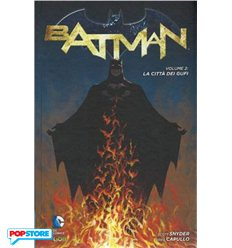 Batman Hc 002 - La Città dei Gufi Variant