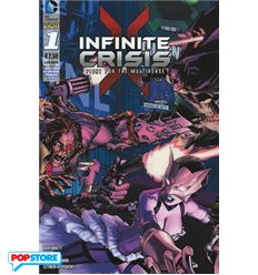 Infinite Crisis - Fight For The Multiverse 001