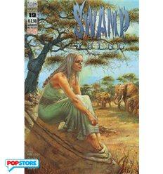 Swamp Thing di Brian K. Vaughan 019