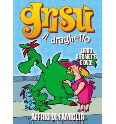 Grisù (DVD) vol. 06 - Affari di famiglia