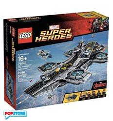 LEGO 76042 - Super Heroes Marvel - Helicarrier S.H.I.E.L.D.