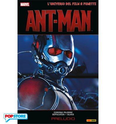 Ant-Man Preludio