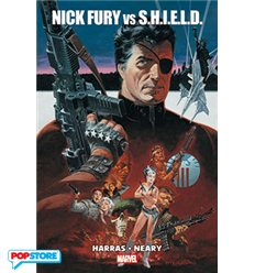 Nick Fury Vs Shield
