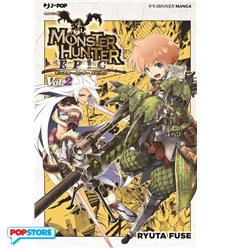Monster Hunter Epic 002