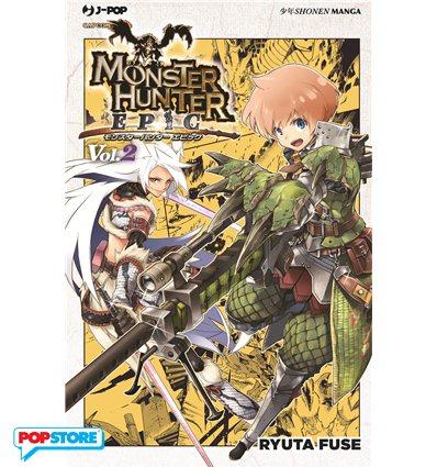 Monster Hunter Epic 002