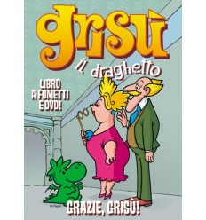 Grisù (DVD) vol. 08 - Grazie, Grisù!