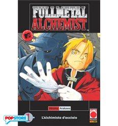 Fullmetal Alchemist 001