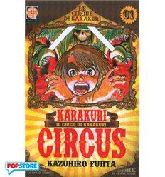 Karakuri Circus 001