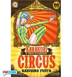 Karakuri Circus 002