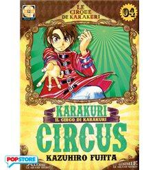 Karakuri Circus 004