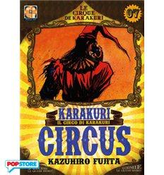 Karakuri Circus 007