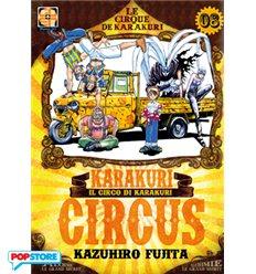 Karakuri Circus 008