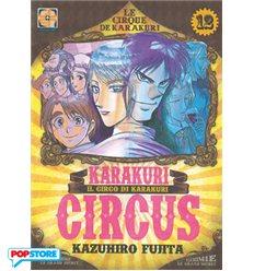 Karakuri Circus 012
