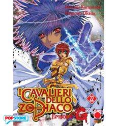I Cavalieri Dello Zodiaco Episode G 022