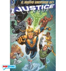 Justice League 001 Ultra Variant
