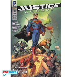 Justice League 003 Ultra Variant