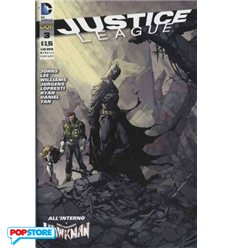 Justice League 003 Variant