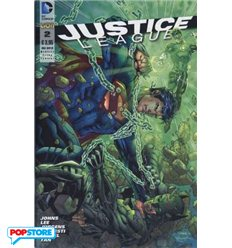 Justice League 002 Ultra Variant