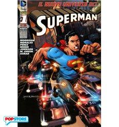 Superman 001 Super Variant Gold