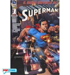 Superman 001 Super Variant Silver