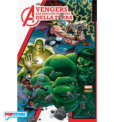 Avengers Gli Eroi Più Potenti Della Terra 01