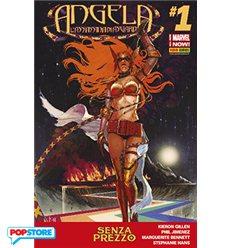 Angela L'Assassina di Asgard 001