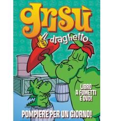 Grisù (DVD) vol. 12 - Pompiere per un giorno!