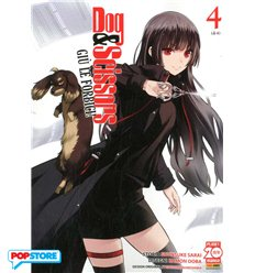 Dog & Scissors 004