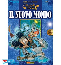 Wizards Of Mickey Legendary Collection 006