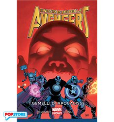 Incredibili Avengers Hc 002 - I Gemelli Dell'Apocalisse