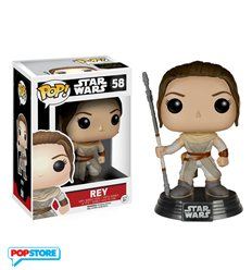 Pop! Star Wars Episode VII - Rey