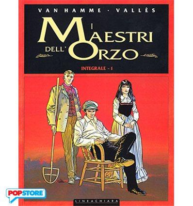 I Maestri Dell'Orzo L'Integrale 001