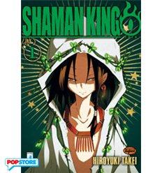 Shaman King Zero 001