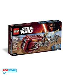 LEGO 75099 - Star Wars - Rey's Speeder