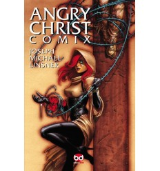 Angry Christ Comix
