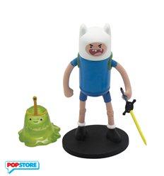 Adventure Time Statua - Finn E Principessa Gelatina