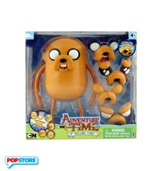 Adventure Time Action Figure - Jake Deluxe