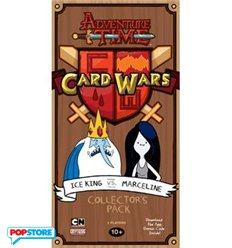 Carte Adventure Time - Re Ghiaccio Vs Marceline