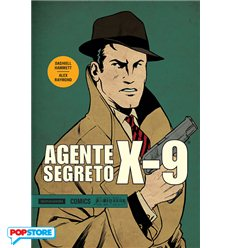 Agente Segreto X-9 001