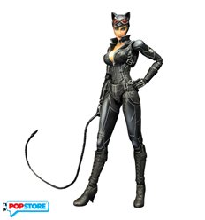 DC Direct Arkham City Play Arts Catwoman