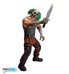 DC Direct Arkham City Clown Thug Con Coltello