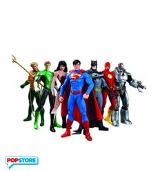 DC Direct The New 52 : Justice League Pack